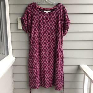 BODEN Easy T-Shirt Dress Sz.12L US 16L UK